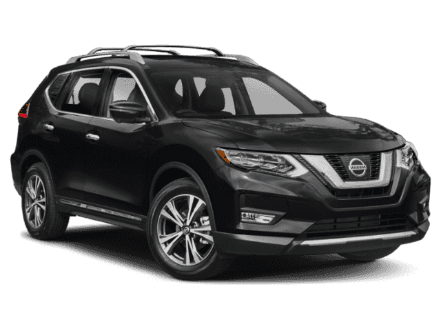 New 2019 Nissan Rogue AWD S