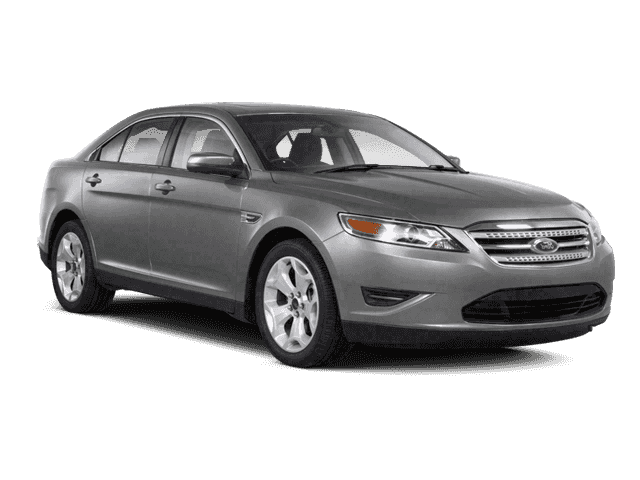 Pre-Owned 2012 FORD TAURUS SE Sedan 4