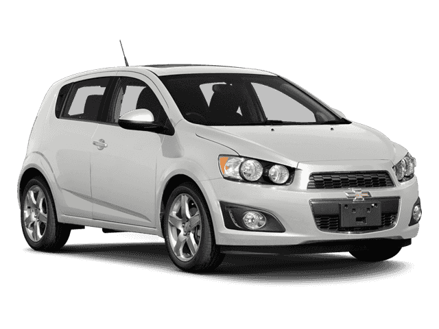 Pre-Owned 2014 CHEVROLET SONIC LS Hatchba