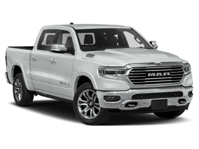 2020 Ram 1500 Laramie Longhorn With Navigation & 4WD