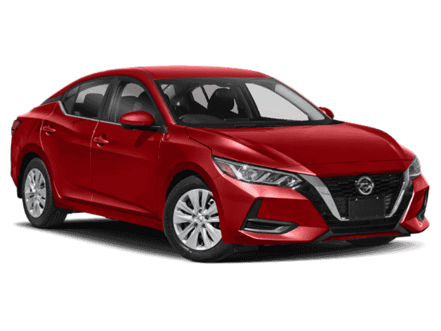 New 2020 Nissan Sentra SV FWD 4dr Car
