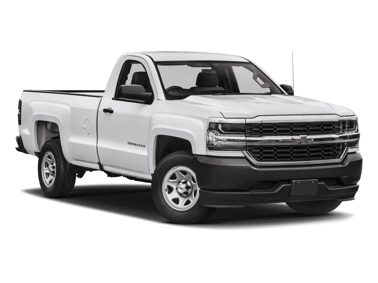 2018 Chevrolet Silverado 1500 Work Truck RWD Regular Cab