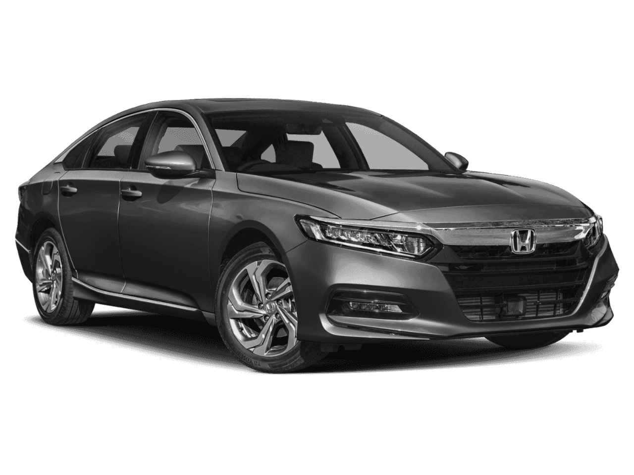 New 2019 Honda Accord EX-L 1.5T CVT