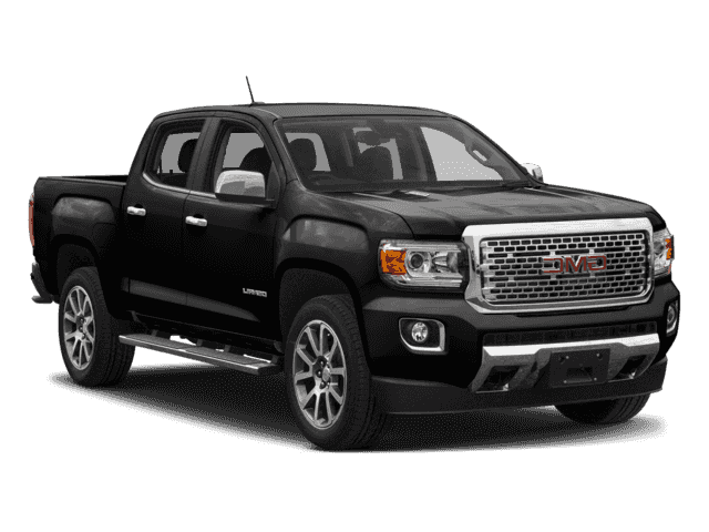 New 2018 GMC Canyon 4WD Denali With Navigation & 4WD