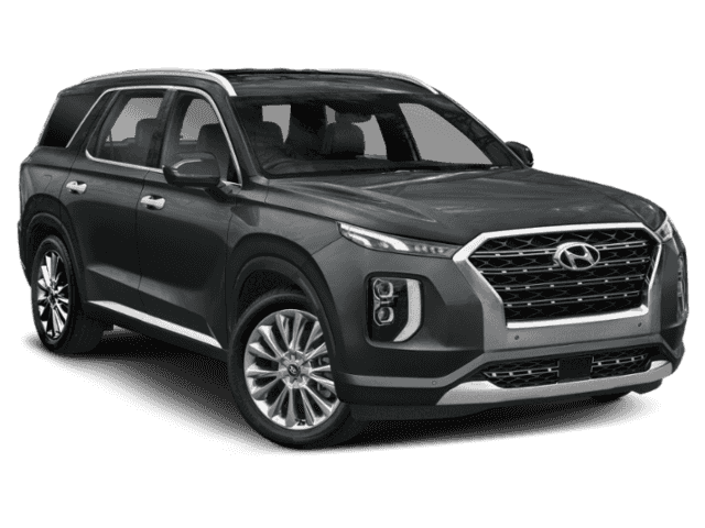 New 2021 Hyundai Palisade Limited With Navigation & AWD