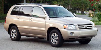 Pre-Owned 2005 TOYOTA HIGHLANDER Limited Sp