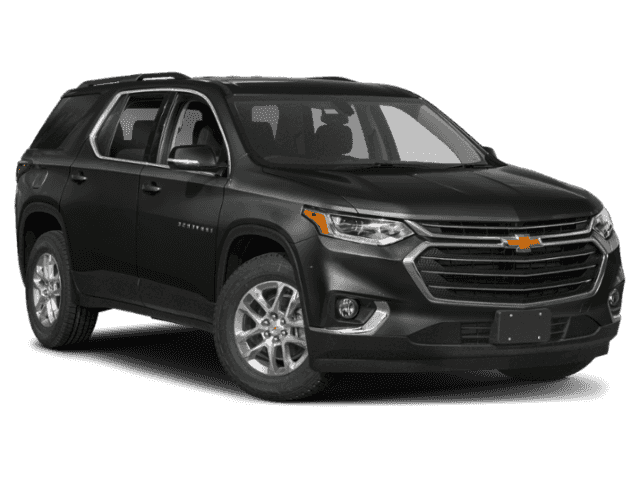 New 2019 Chevrolet Traverse LT AWD