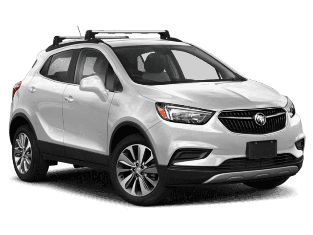 New 2020 Buick Encore Preferred FWD 4D Sport Utility