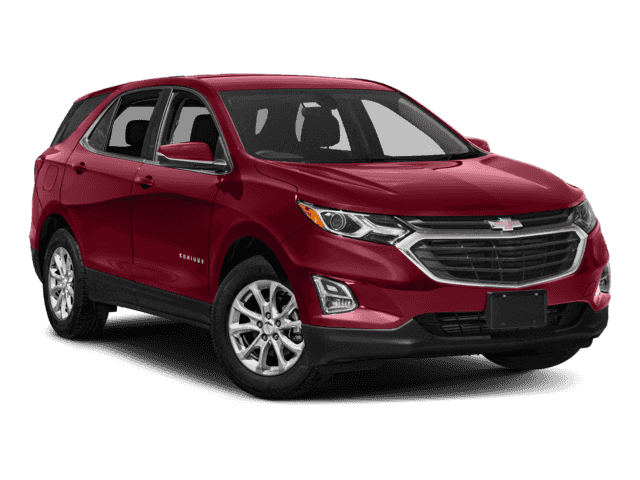 New Chevrolet Equinox LT w/2LT