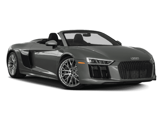 New 2018 Audi R8 Spyder V10 Convertible In J7900586 Fletcher