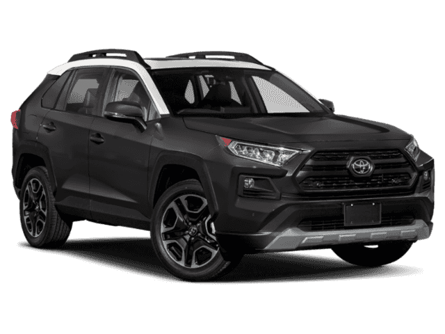 New 2020 Toyota RAV4 TRD Off Road Sport Utility AWD