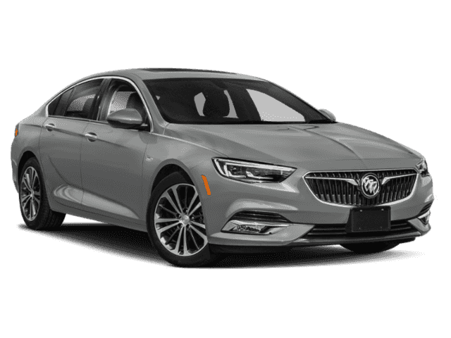 New 2019 Buick Regal Sportback Preferred Hatchback In Indianapolis