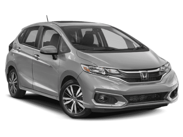New 2019 Honda Fit EX 1.5