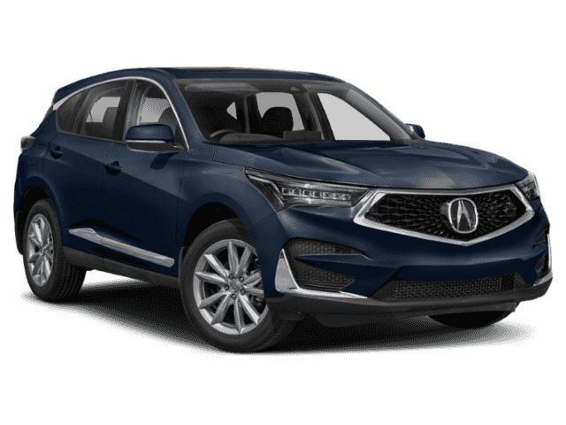 New 2021 Acura RDX Base AWD