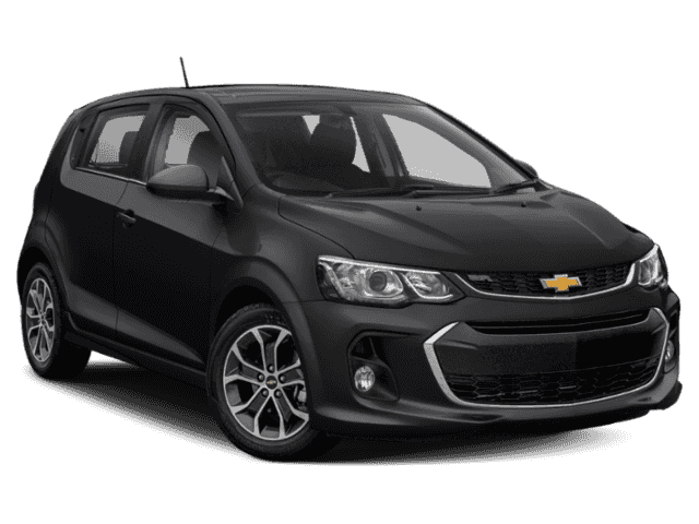 New 2019 Chevrolet Sonic 5dr HB Auto LT w/1SD