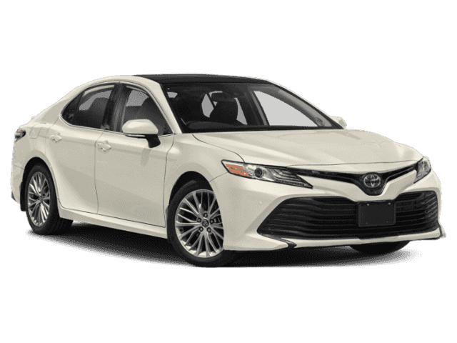 New 2019 Toyota CAMRY 4-DOOR XLE V6 SEDAN