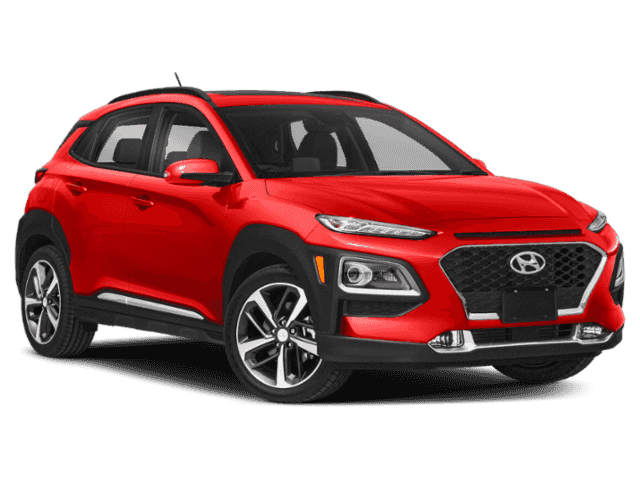 2020 Hyundai Kona 1.6T AWD Ultimate w/ Orange Colour Pack