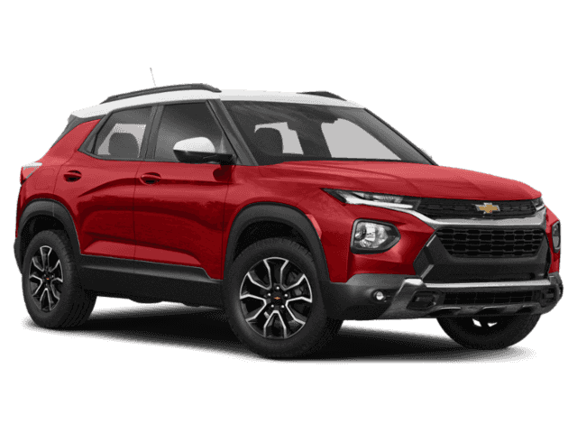 New 2021 Chevrolet TrailBlazer RS AWD