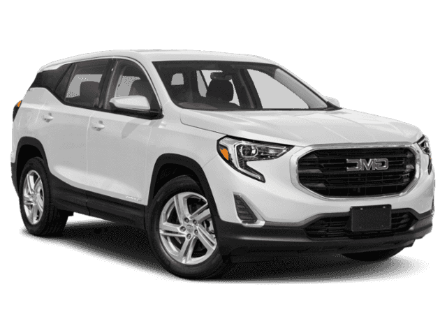 New 2020 GMC Terrain AWD 4dr SLE