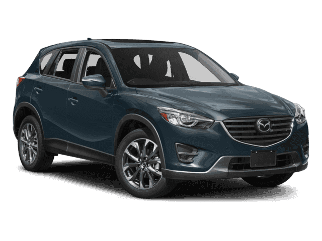 New 2016 Mazda CX-5 Grand Touring