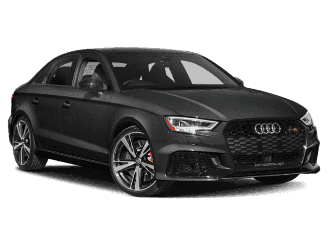 New 2019 Audi RS 3 2 5T quattro 4D Sedan