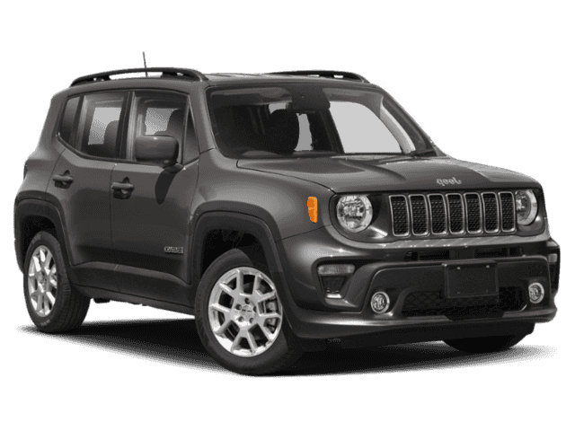 New 2019 JEEP Renegade JEEP RENEGADE SPORT 4X4