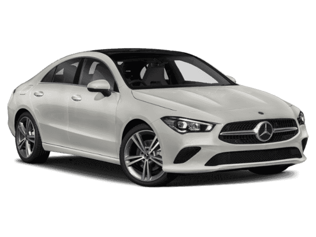 New 2020 Mercedes-Benz CLA CLA 250 4MATIC®