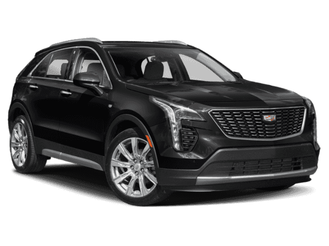 New 2019 Cadillac XT4 FWD 4dr Luxury