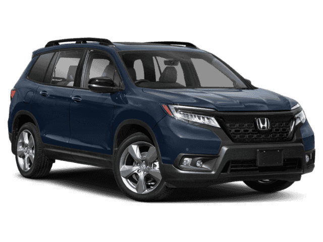 New 2020 Honda Passport Touring