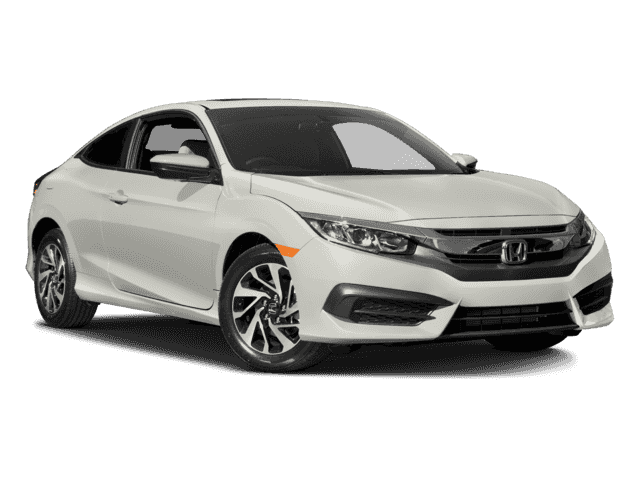 new 2016 honda civic lx p coupe in glendale 161188
