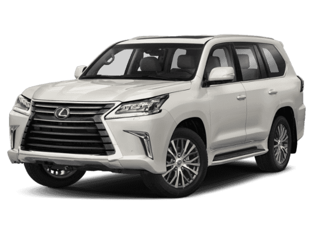 New 2020 Lexus LX 570 TWO-ROW LX 570