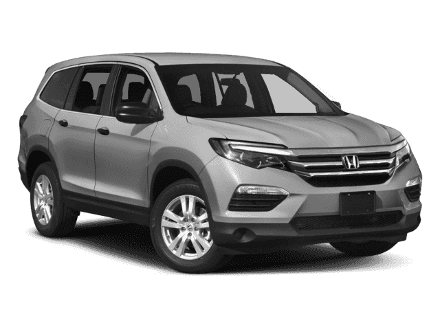 New 2017 Honda Pilot LX AWD