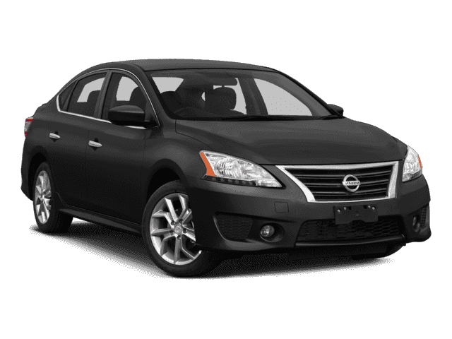 New 2015 Nissan Sentra SR FWD 4D Sedan