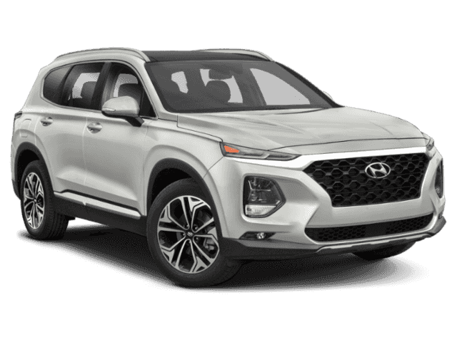 New 2019 Hyundai Santa Fe LIMITED 2.4 AWD/1