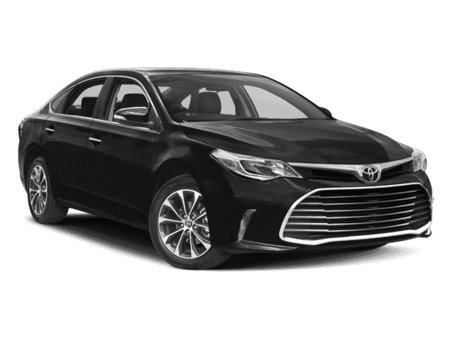 New 2018 TOYOTA Avalon XLE Front Wheel Drive 4D