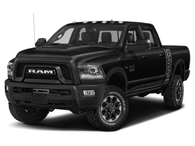 New 2018 RAM 2500 Crew Cab Power Wagon