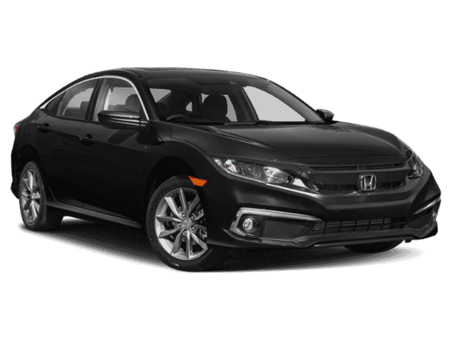 New 2019 Honda Civic Sedan EX-L