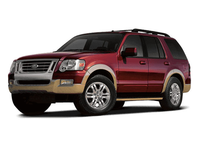 Pre-Owned 2009 FORD EXPLORER XLT Sport