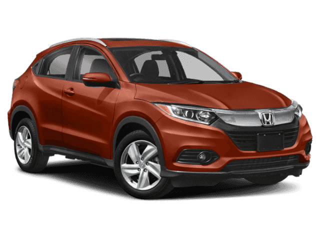 New 2020 Honda HR-V HR-V