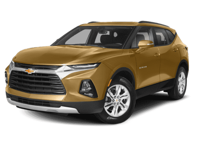 New 2019 Chevrolet Blazer 3.6 AWD All Wheel Drive SUV