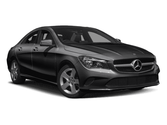 New MERCEDES-BENZ CLA CLASS BASE 4MATIC®