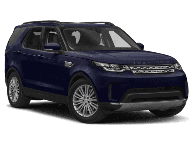 New 2020 Land Rover Discovery HSE Td6