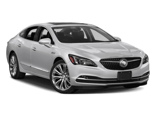 New 2018 Buick LaCrosse Preferred FWD 4D Sedan