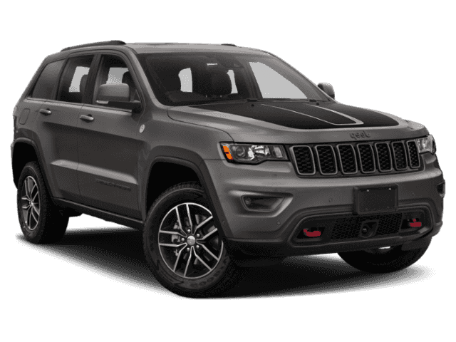 NEW 2019 JEEP GRAND CHEROKEE TRAILHAWK® 4X4