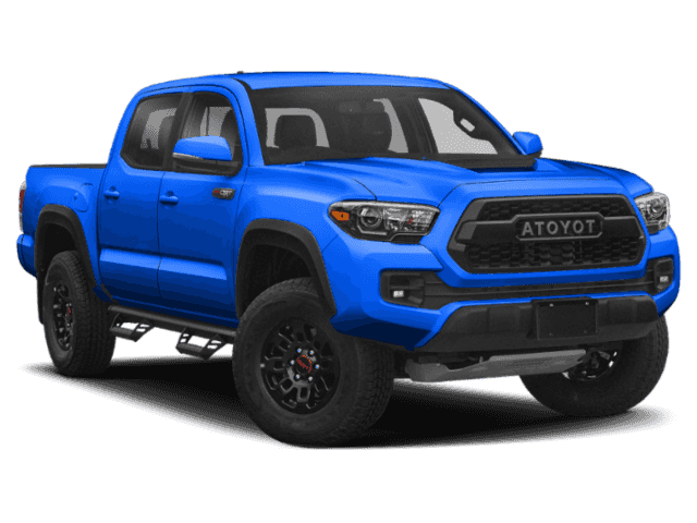 2019 Toyota Tacoma >> New 2019 Toyota Tacoma Trd Pro Double Cab In Clermont 9750003