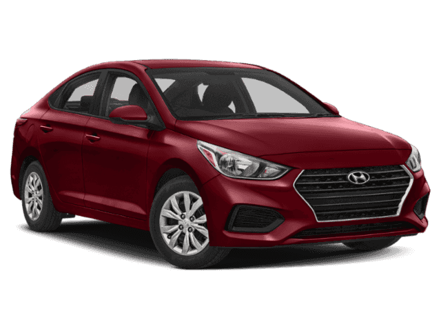 New 2019 Hyundai Accent SE/1