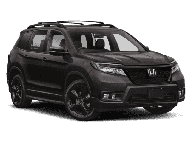 New 2020 Honda Passport Elite With Navigation & AWD