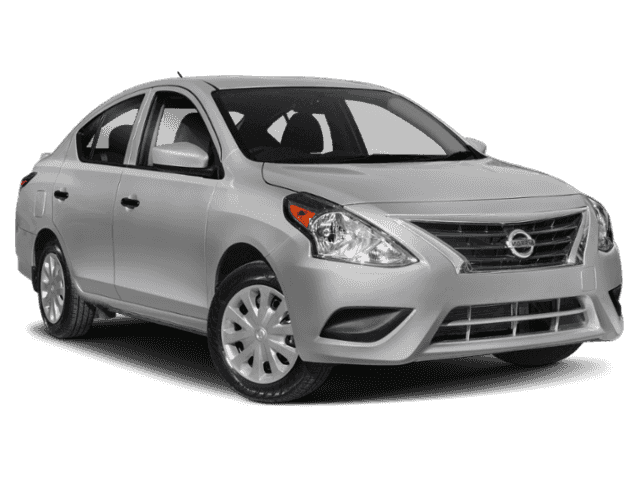 New 2019 Nissan Versa S Manual