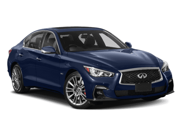 New 2018 INFINITI Q50 Red Sport 400 AWD