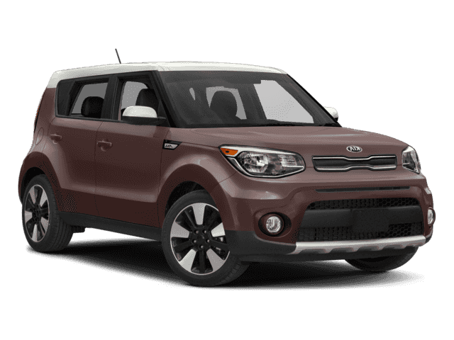 PRE-OWNED 2017 KIA SOUL PLUS WITH NAVIGATION